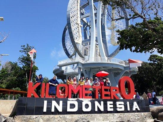 20191123 tugu kilometer 0 indonesia 1