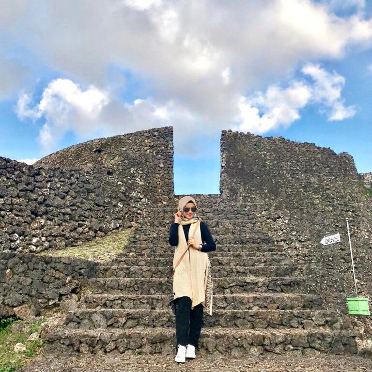 Benteng yang Megah dan Luar Biasa via Instagram 768x768