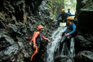 Punya Gunung dan Ngarai, Indonesia Bisa Kembangkan Wisata Canyoning