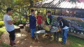 Berburu Durian Montong di Agrowisata Kappung Ihing, Sulbar